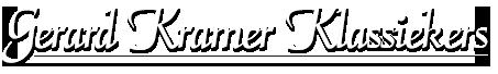 Gerard Kramer Klassiekers